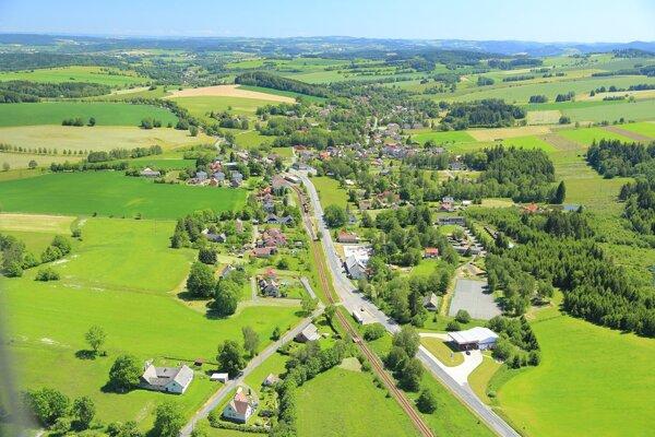 Obec Borová