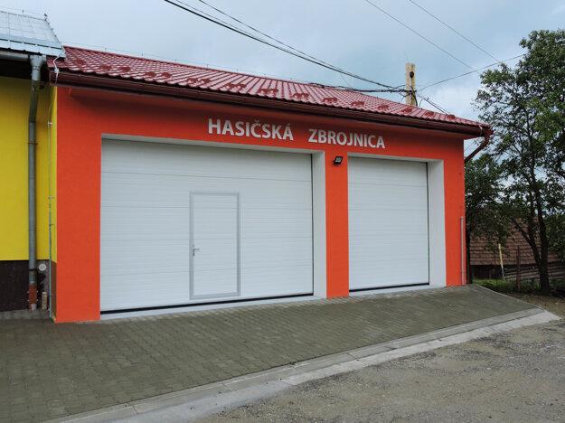 V Podhradí financie z úveru plánujú použiť na dokončenie hasičskej zbrojnice.
