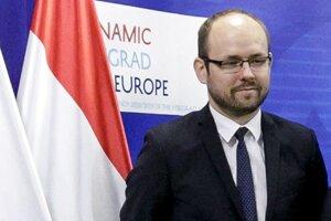 Marcin Przydacz, námestník poľského ministra zahraničných vecí.