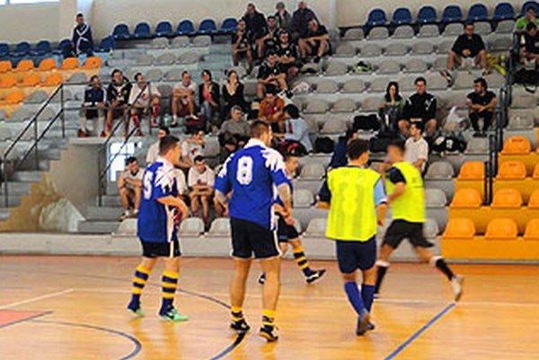 V športovej hale SPU sa konal tretí ročník Familia Cupu v malom futbale.
