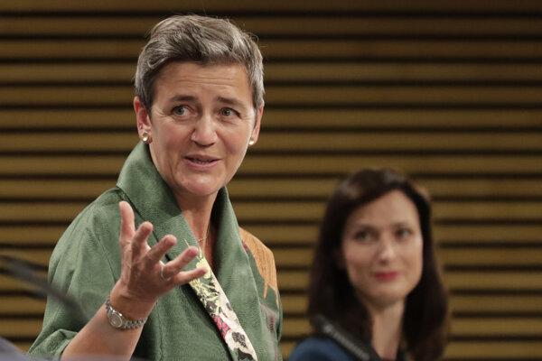 Eurokomisárka Marija Gabrielová.