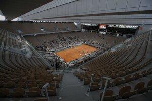 Finálový duel Roland Garros 2020 Rafael Nadal vs. Novak Djokovič.