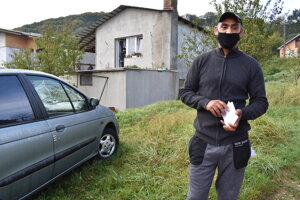 Vlastimil Telvák nemá peniaze ani pojazdné auto.