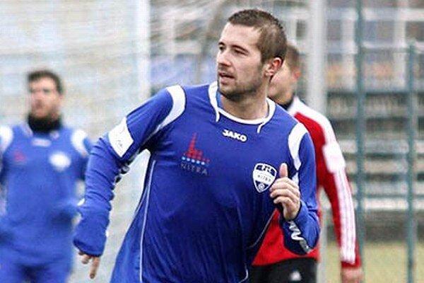 Čech Michal Rakovan je druhou zimnou posilou FC Nitra.