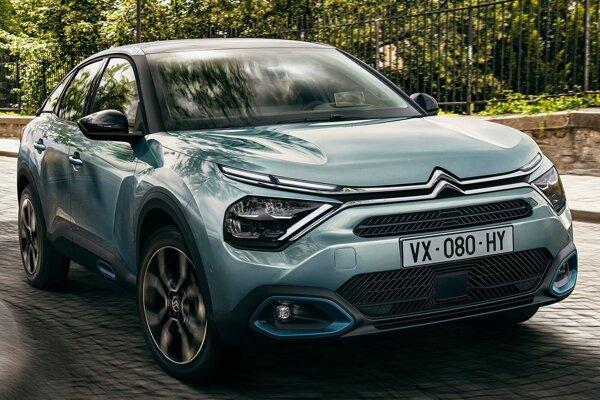 Jedným z finalistov ankety Autobest 2021 je Citroën C4.