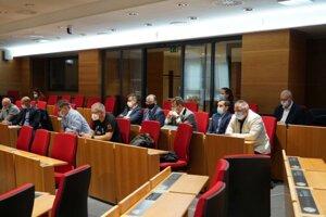 Stretnutie zástupcov ústavných zdravotníckych zariadení.