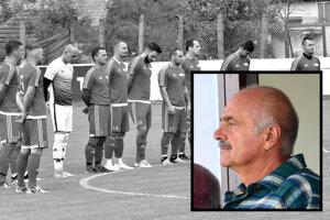 Juraj Balogh, funkcionár FC Neded, už nie je medzi nami.