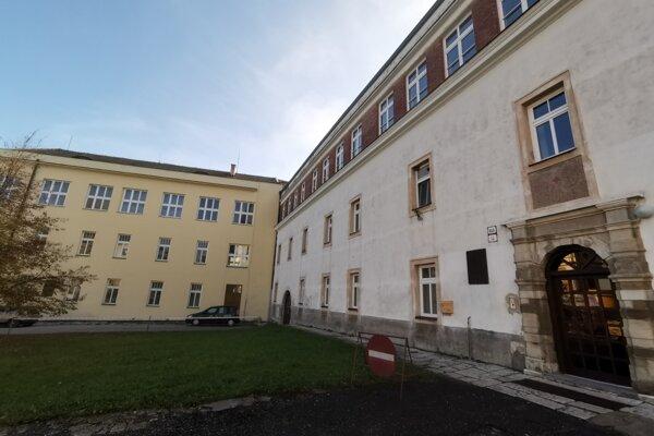 Kňazský seminár na Spišskej Kapitule. Covid-19 sa nevyhol ani jemu.