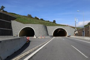 Cez tunel Šibenik vodiči počas víkendu neprejdú.