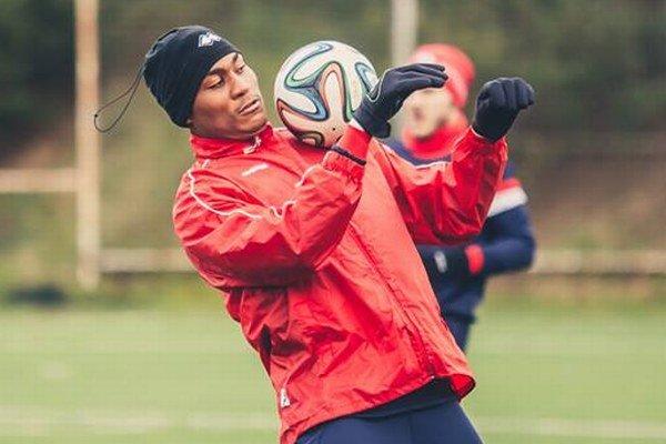 Kamerunčan Tawamba by sa mohol stať jednou z jarných posíl FC ViOn.