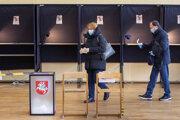 Litovčania hlasujú v druhom kole parlamentných volieb.