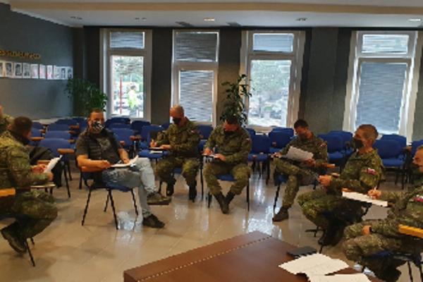Primátor sa stretol so zástupcami Ozbrojených síl SR.