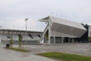 V Košickej futbalovej aréne momentálne prebieha kolaudácia prvej fázy.