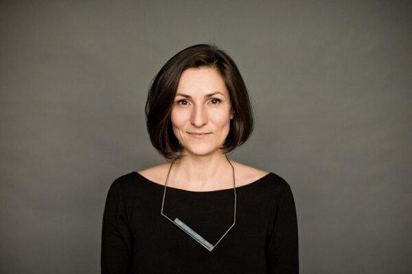 Režisérka Maia Martiniak.