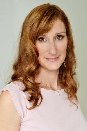 Psychologička Zuzana Ondrejková.