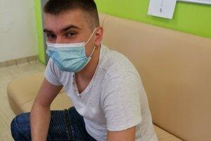 Novovešťan Jakub daroval krv päťkrát a príde znova.