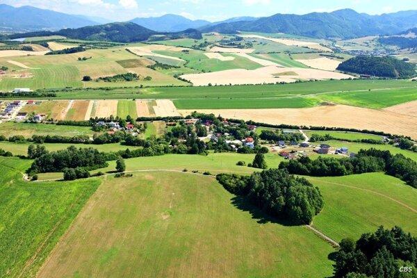 V obci sa rozrástol územný plán aj obyvateľstvo.