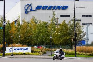 Boeing - ilustračná fotografia.
