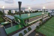 Futbalový štadión v Prešove - Futbal Tatran Aréna v Prešove