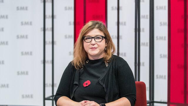Sandra Polovková v relácii Rozhovory ZKH.