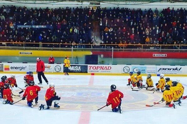Mladí topoľčianski hokejisti trénujú len individuálne.