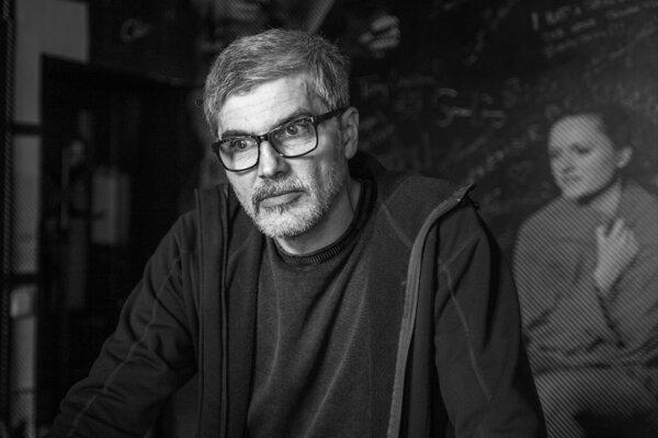 Žilinský herec Boris Zachar