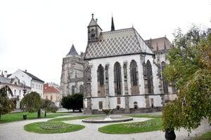 Kaplnka sv. Michala patrí k ozdobám historického centra mesta.