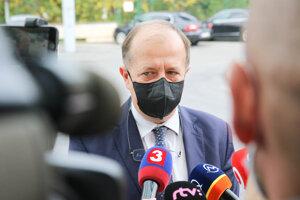 Prezident Únie miest Slovenska a primátor mesta Trenčín Richard Rybníček.