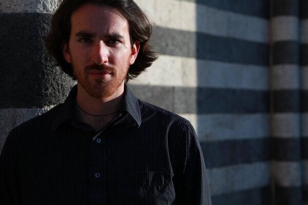 Dr. Noah Charney, špecialista na umeleckú kriminalistu