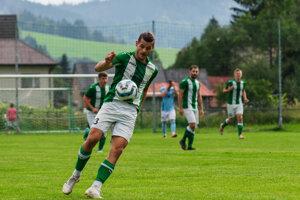 Roland Šmahajčík patrí aj v tejto sezóne ku streleckým lídrom Turzovky.