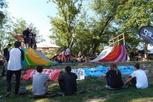 Hidepark bol v lete bohatý na podujatia.