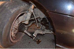 Vodička v Novej Dubnici nafúkala viac ako tri promile.