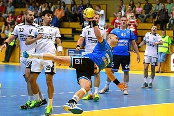 Hádzanári Šale už v piatok nastúpia doma v pohári proti Topoľčanom.