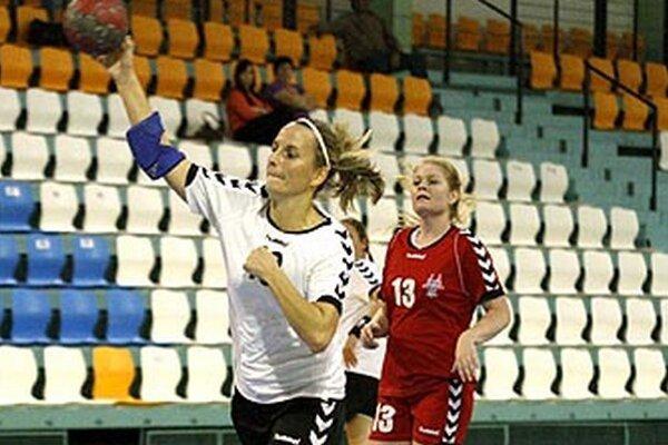 Hádzanárky Nitry vyhrali aj tretí zápas v sezóne.