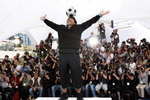 V Cannes na filmovom festivale v roku 2008, kedy o ňom vznikol dokumentárny film.