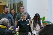 Súd dal za vraždu 17-ročnej Judite trest 12 rokov a štyri mesiace.