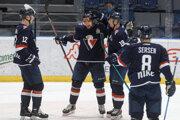 Hráči HC Slovan Bratislava.