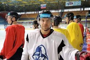 Rastislav Špirko posilnil martinský prvoligový tím.