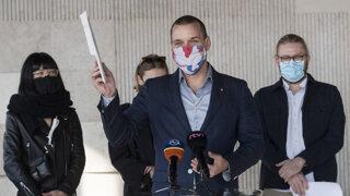 O petícii za klímu bude rokovať parlament (video)