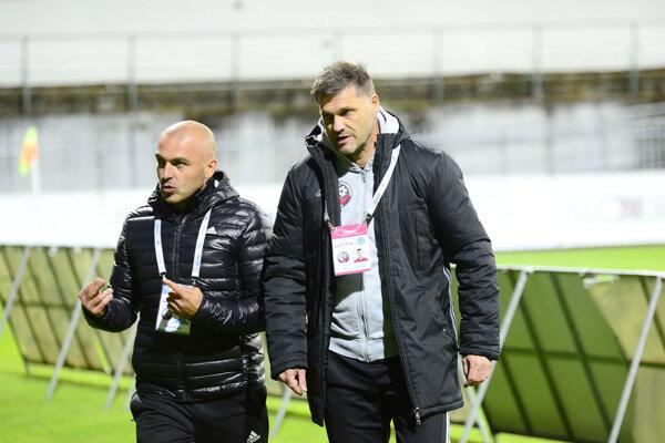 Pavol Mlynár a Vladimír Cifranič