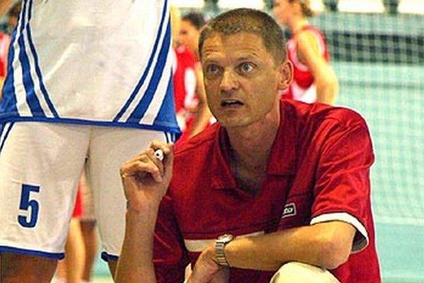 Tréner Pavol Horička má skúsenosti aj z extraligových súťaží.