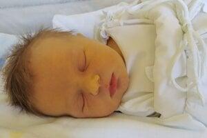 Alex Ješko (4250 g a 50 cm) sa narodil 3. novembra o 17.05 hodine miery maminke Lucii Strapkovej a tatinkovi Jánovi Ješkovi zo Žitaviec.