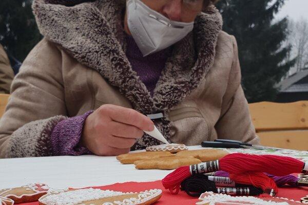 Z programu Vianočná rodina v Múzeu liptovskej dediny v Pribyline