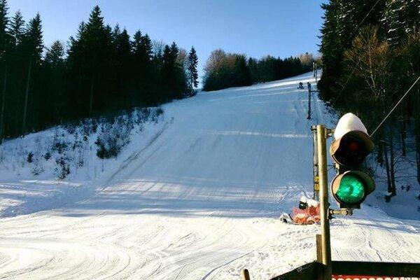 Lyžiarske stredisko na Podjavorníku v uplynulých rokoch
