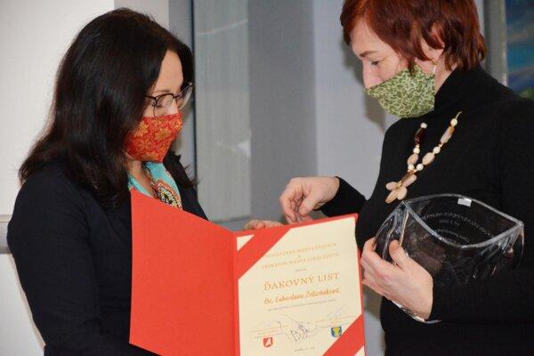 Ocenenie v náročnom roku si prebralo niekoľko pracovníkov.
