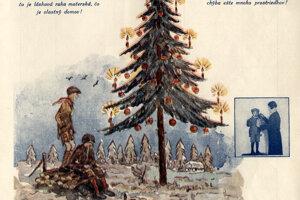 Pozvánka na  slávnostné odovzdanie stromu verejnosti v Bratislave.