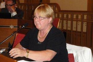 Olga Szabó označila rozhodnutie poslaneckej väčšiny za neľudské.