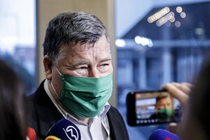 Infektológ Vladimír Krčméry.