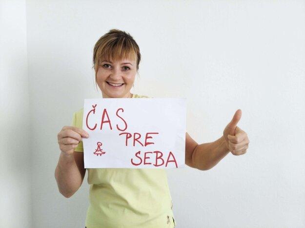 Denisa Uherová, učiteľka.