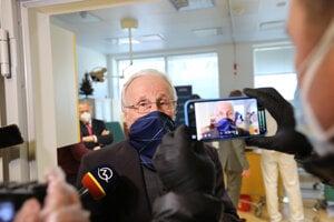 Priekopník očkovania, 94-ročný MUDr. Virgala.